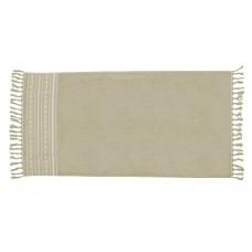SANTORINI ręcznik plażowy ecru